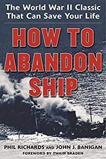 product image for How to Abandon Ship: The World War II Classic That Can Save Your Life
