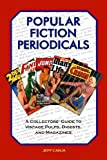 Popular Fiction Periodicals, Jeff Canja, 0967363985