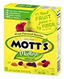#3: Mott's Assorted Fruit Flavors, 0.8 Ounce