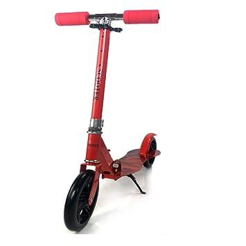 ZHIJINLI Scooter para niños Grandes, Dos Rondas de Alumnos Adolescentes, niños y niñas, Scooter de Dos Ruedas.: Amazon.es: Hogar