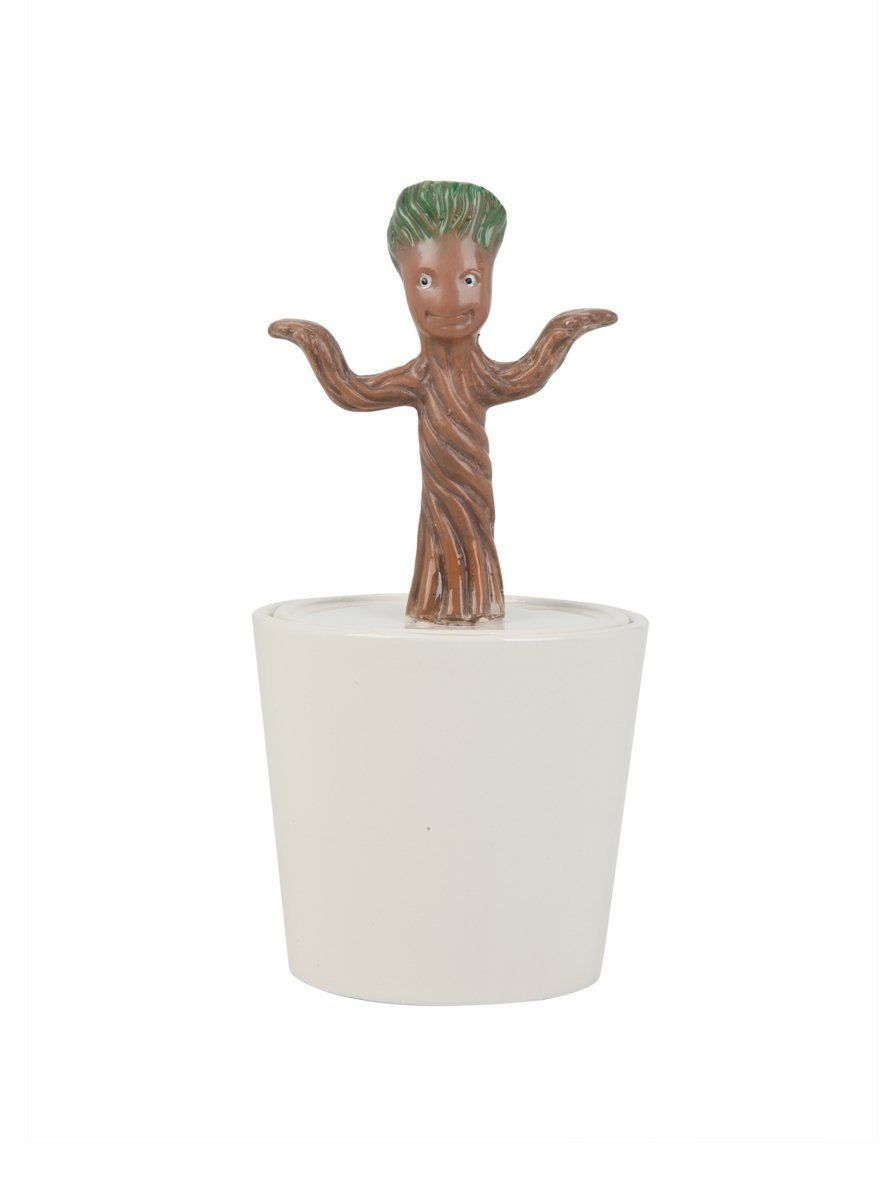 Marvel Guardians Of The Galaxy Baby Groot Cookie Jar by Marvel