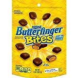 Butterfinger Bites Standup Bag, 8 Ounce (Pack of 12)