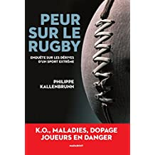 Peur sur le rugby (Sport) (French Edition)