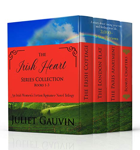 The Irish Heart Series Collection: An Irish Women's Fiction Romance Novel Trilogy