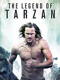 The Legend of Tarzan cover
