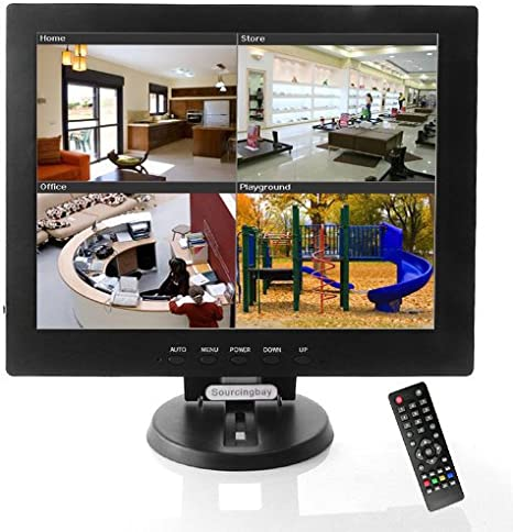 Generic Sourcingbay - Monitor Tft LCD de 12\