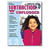 Subtraction Unplugged - 2nd Edition, Reproducible Resource/Lyrics Book with Audio CD (Math Unplugged)