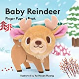 Best Chronicle Books Baby Learning Books - Baby Reindeer: Finger Puppet Book Review