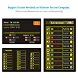 [Support 3.5mm Headset] HYCARUS Keyboard and Mouse