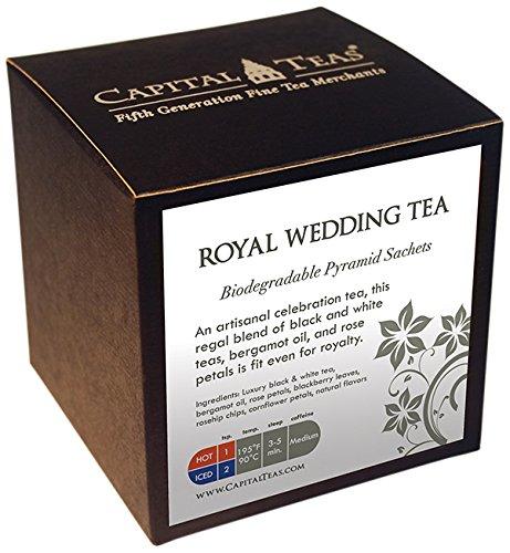 Capital Teas Sachets Royal Wedding