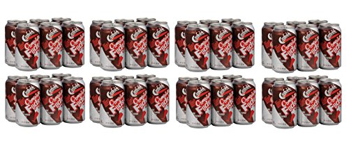 Canfield's Soda Chocolate Fudge Diet, 8 Pack of 6 (48 Individual Cans) ()