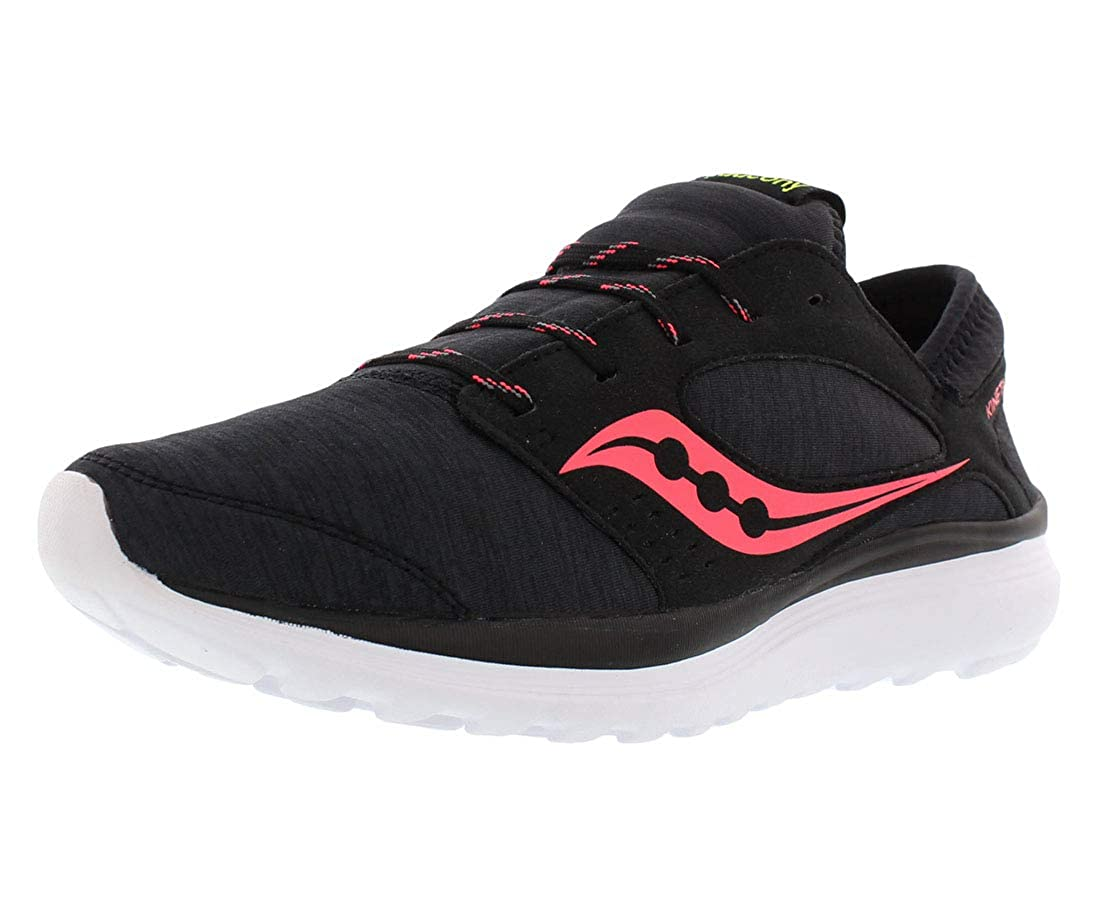 Saucony Kineta Relay Athletic Womens Shoes Size Black