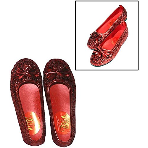 Wizard Childs Deluxe Dorothy Slippers product image