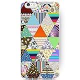 Iphone 6 Plus Case, Iphone 6s Plus Case, Slim Case for Iphone 6 Plus 5.5 - Iphone 6 Plus Bumper Case Colorful Floral Pattern
