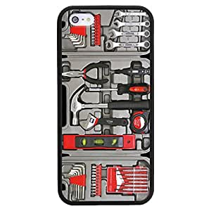 Tools Cabinet Design Iphone 5/5s Back Case Matte Finish