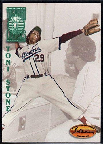 Baseball MLB 1994 Ted Williams #112 Toni Stone