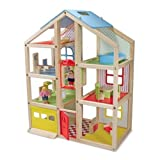 Serra Baby Wood Furnished Home