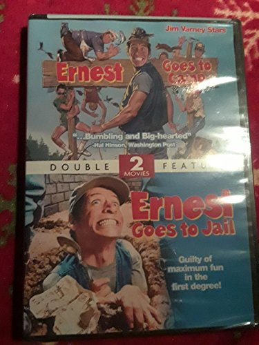 Ernest Goes to Camp / Ernest Goes to Jail - Double Feature (Dvd Jail)