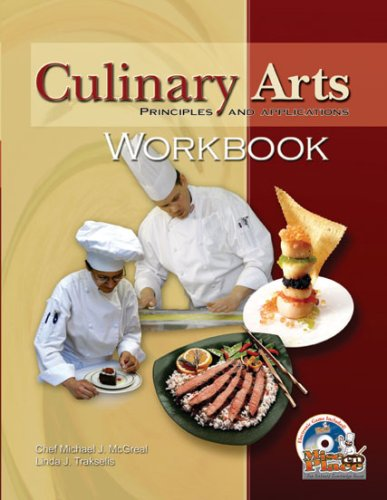 Culinary Arts Principles and Applications Workbook