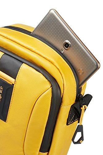 SAMSONITE Paradiver Light - Tablet Cross-over Umhängetasche, 23 cm, 4 L, Yellow
