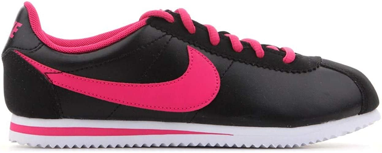 Nike Cortez Leather Junior Noir 749502 001: