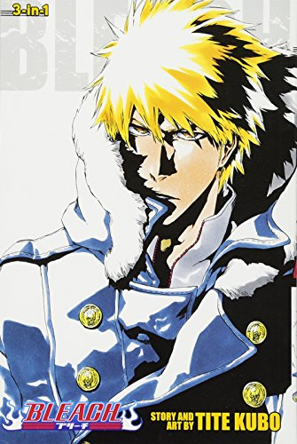 49-51: Bleach (3-in-1 Edition), Vol. 17: Includes vols. 49, 50 & 51 (49 1 1)
