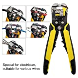 Wire Stripper,ZOTO Self-adjusting Cable Cutter