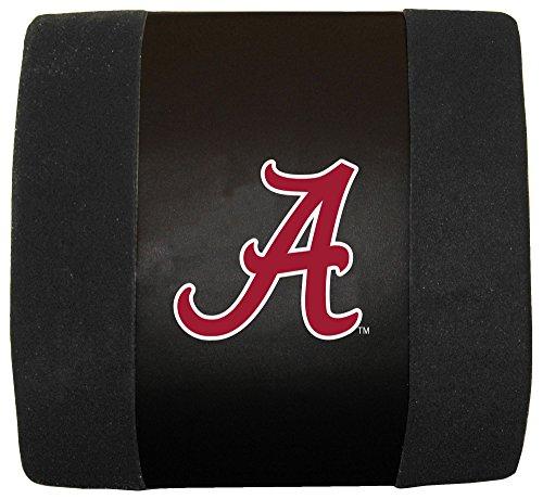 Alabama Crimson Tide Antenna - NCAA Alabama Crimson Tide Lumbar Cushion, Black, One Size