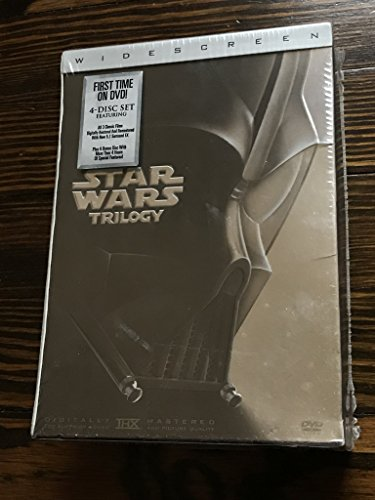 Star Wars Trilogy (A New Hope / The Empire Strikes Back / Return of the Jedi) (Widescreen Edition with Bonus (Star Wars Return Of The Jedi)