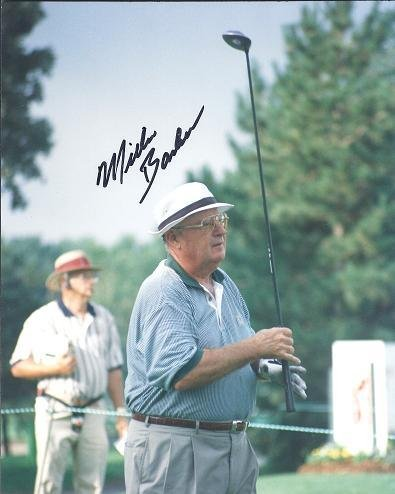 Signed Miller Barber Photo - 8x10 - PSA/DNA Certified - Autographed Golf Photos (Autographed Barber Photo)
