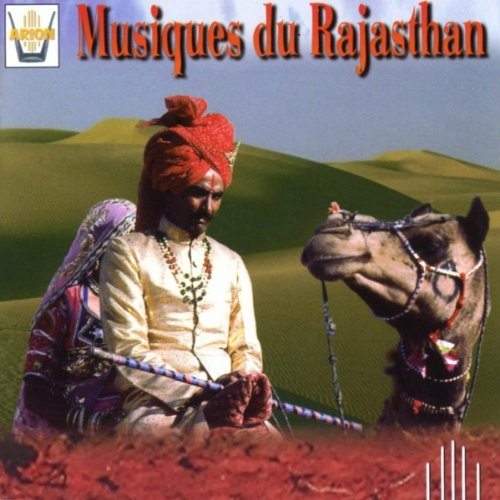 Musicien du fort de Jodhpur, shanai (Nagara)