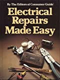 Electrical Repairs Made Easy, Outlet Book Company Staff, 0517301881