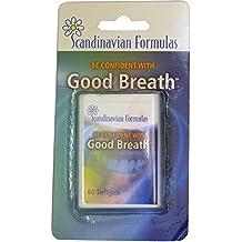 Scandinavian Formulas Good Breath Parsley+Sunflower 60 Softgels