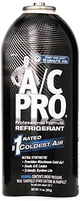Interdynamics PRO Professional Formula R-134a Ultra Synthetic Air Conditioning Refrigerant Refill