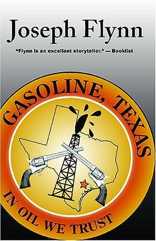 book cover of Gasoline, Texas