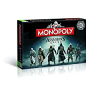 Winning Moves 43515 - Monopoly Assassins Creed