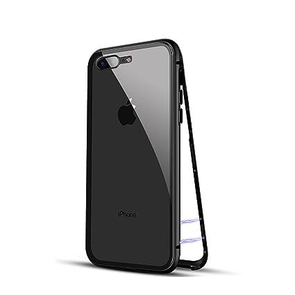 coque magnetique iphone 8 plus transparent