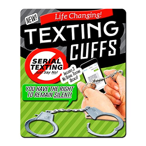 Texting Cuffs Thumb Cuffs