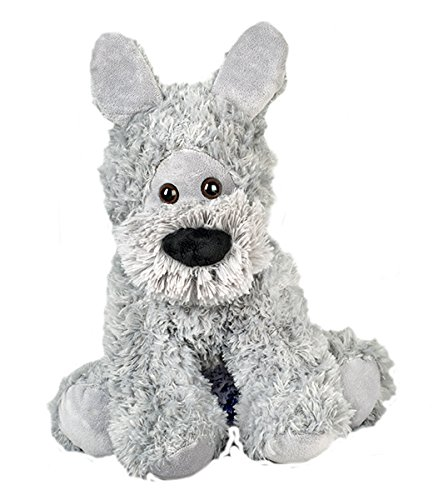 Personalized Recordable Plush Terrier for Voice Messages, Songs or Baby Heartbeat (16')