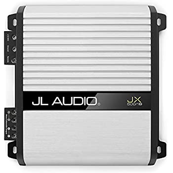 Jl Audio Jx500/1d Mono Subwoofer Amplifier - 500 Watts RMS X 1 At 2