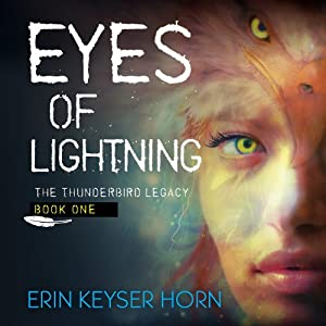 Eyes of Lightning Audiobook
