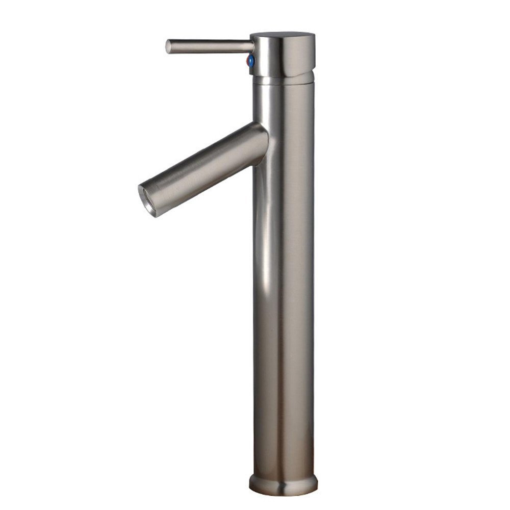 Hlluya Professional Sink Mixer Tap Kitchen Faucet Copper Single-basin mixer nontoxic and tasteless saving cold water faucet Taps