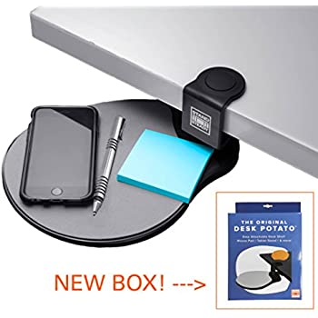 Amazon Com Original Desk Potato By Stand Steady Easy