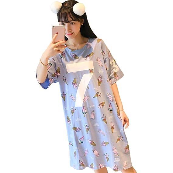 Ladies 100/%Cotton Nightdress-You will like it *EU PRODUCT*