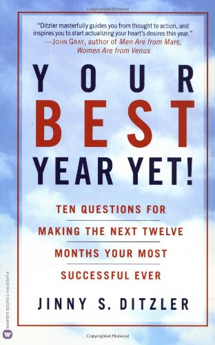Lavender 9 Months - Your Best Year Yet!: Ten Questions for Making the Next Twelve Months Your Most Successful Ever