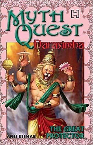 Mythquest: Narasimha