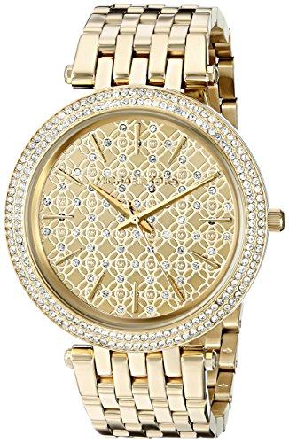 Women's Michael Kors 'Darci' Round Bracelet Watch, 39mm - Go