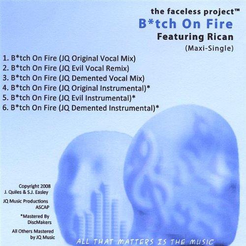 B*Tch On Fire (Feat. Rican) [Jq Evil Instrumental]