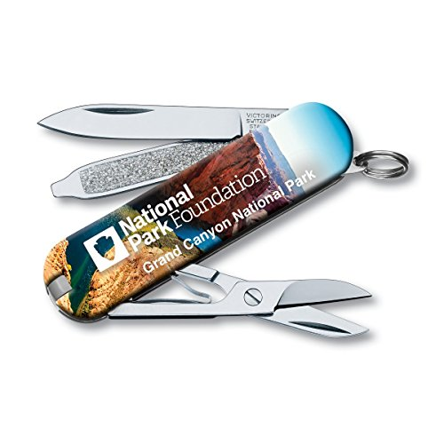 Victorinox Swiss Army Classic Sd Pocket Knife, Grand Canyon National Park by Victorinox