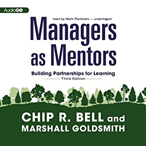 Managers as Mentors Audiobook